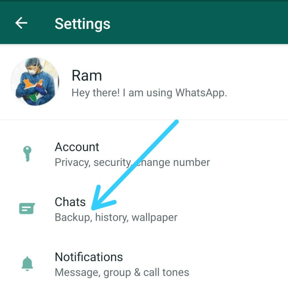 Whatsapp delete message kaise dekhe