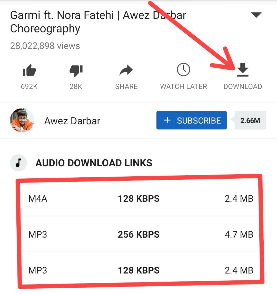 Youtube से mp3 Song कैसे डाउनलोड करें- 3 बहुत आसान तरीके