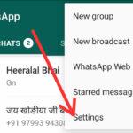 Whatsapp पर Password और Fingerprint Lock कैसे लगाए?
