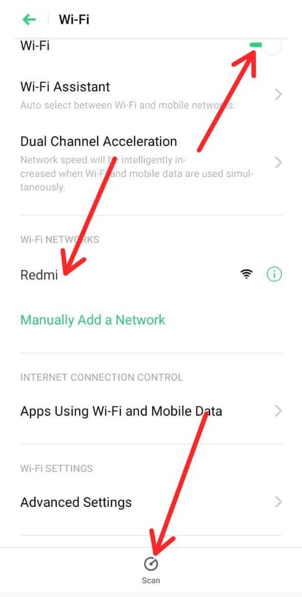 Wifi कैसे कनेक्ट करें