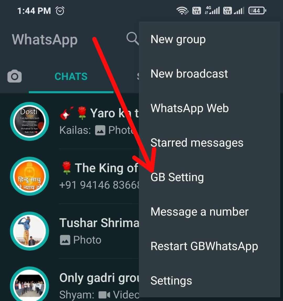 बिना Seen किये किसी का Whatsapp Status कैसे देखें GB Whatsapp में बिना Seen किये किसी का Whatsapp Status कैसे देखें FM Whatsapp में बिना Seen किये किसी का Whatsapp Status कैसे देखें