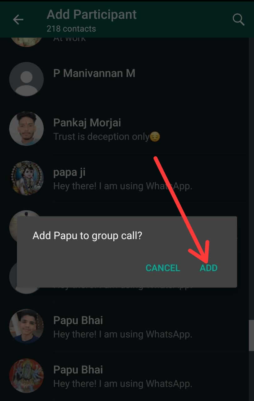 Whatsapp पर Conference Video Call कैसे करें Whatsapp Video Call कैसे करें Whatsapp Group Call कैसे करें? whatsapp conference call Whatsapp group video call