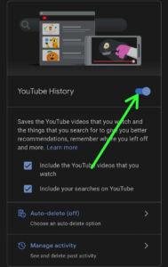 Google Search History Delete कैसे करें~ 8 Easy Step में