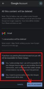 Gmail Account Delete कैसे करें Google Account Delete कैसे करें Email Id Delete कैसे करें Gmail Id कैसे Delete करें Mobile से Gmail Account Delete कैसे करें