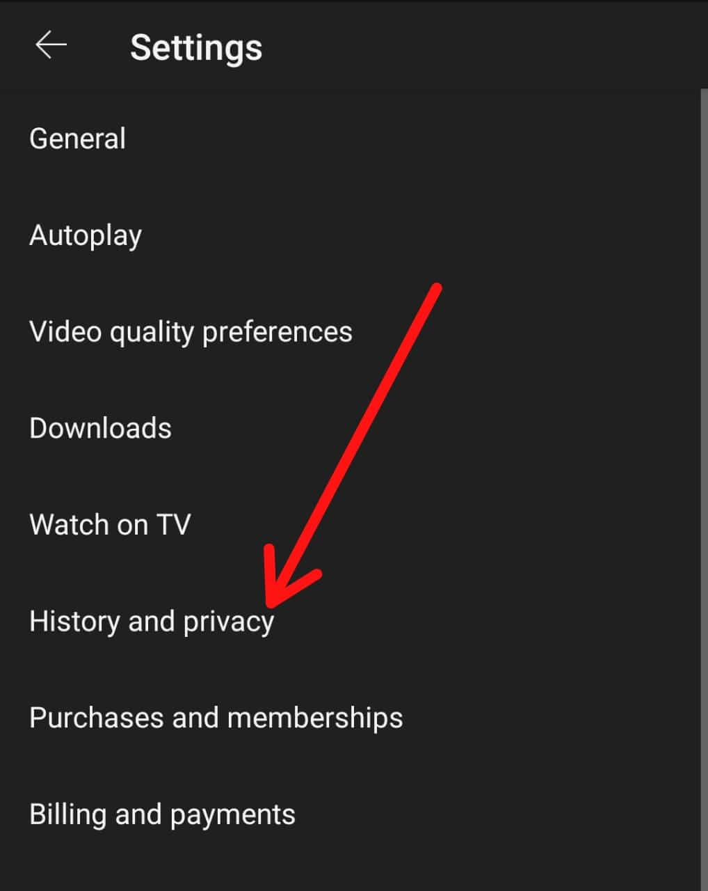 Youtube History कैसे Delete करें Youtube की History कैसे Delete करें Jio Phone में Youtube History कैसे Delete करें Youtube Watch History क्या हैं? Youtube Search History क्या हैं