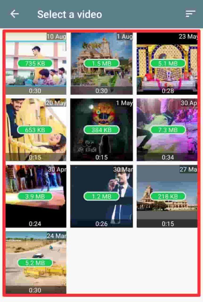 Video की Size कैसे कम करें Video को Compress कैसे करें Video की MB कम करने का App Video की Size Reduce कैसे करें वीडियो Compress करने का तरीका