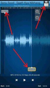 गाने की Ringtone कैसे बनायें Song की Ringtone कैसे बनायें गाने से रिंगटोन बनाने का तरीका MP3 song से रिंगटोन कैसे बनाये Best Ringtone Maker Apps
