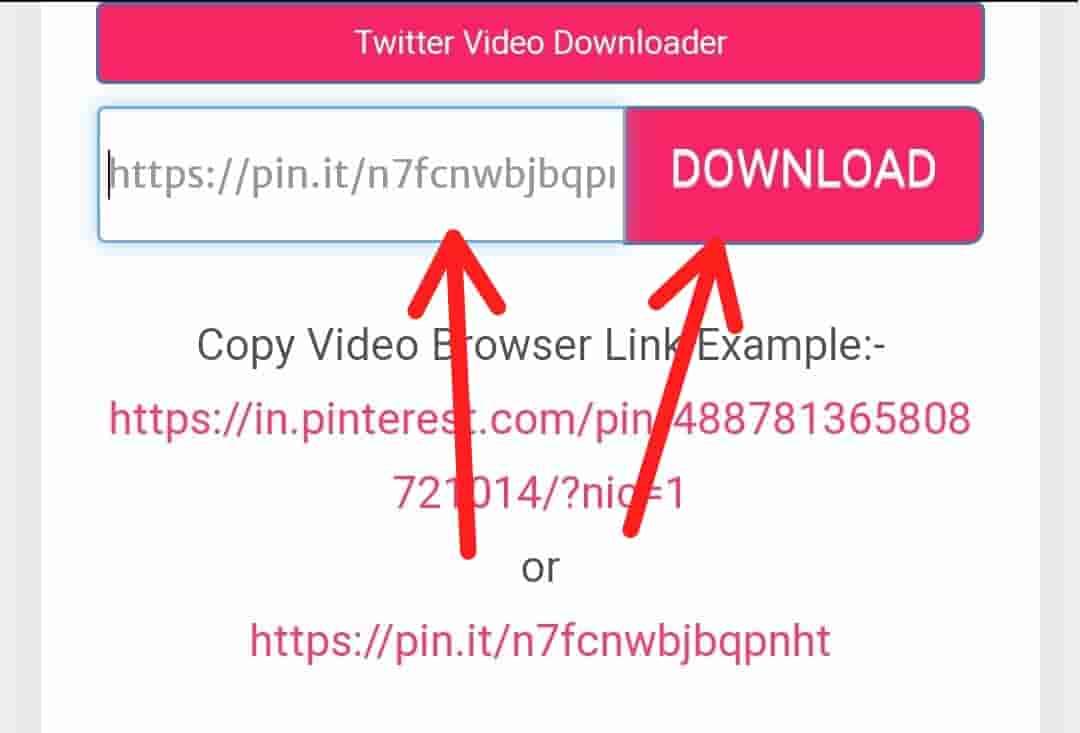 Pinterest से Photo और Video कैसे Download करें Pinterest से Photo कैसे डाउनलोड करें Pinterest से Video कैसे Download करें Pinterest Video Downloader Websites Pinterest से Video Download करने वाला App
